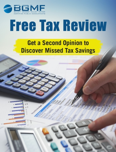 free tax review